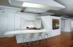 Лучший дизайн кухни и ванной комнаты, по мнению Interior Design