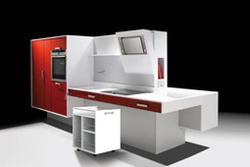 Кухонные чудеса: от очага до сенсорной панели и обратно