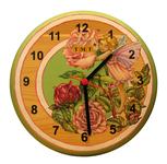 """Часы настенные """"Фея с цветами"""""""