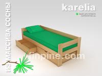 Ящик для кровати КАРЕЛИЯ-992