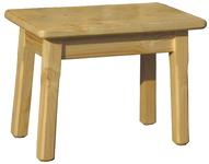 Скамеечка деревянная Кроха