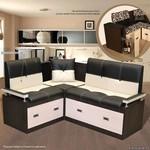 Угловой диван «Виктория 23»