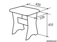 Кухонный уголок «Лотос 42В»